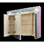 Зеркало-шкаф Misty Джулия 105 розовый Л-Джу04105-1210