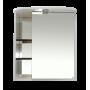 Зеркало-шкаф Misty Венера - 70 Зеркало-шкаф прав. со светом комбинированное П-Внр04070-25СвП