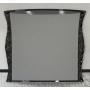 Зеркала Misty CHARME - 100 Зеркало черное со светом Л-Чар02100-021Св