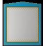 Зеркала Misty Ницца 80 бирюзоое патина Л-Ниц02080-093