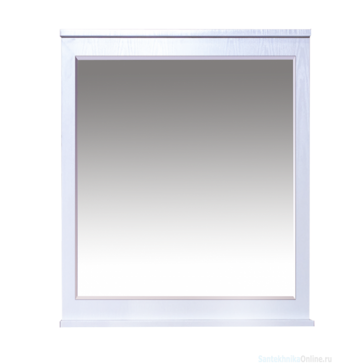 Зеркала Misty Марта - 70 Зеркало белое факт. П-Мрт02070-012