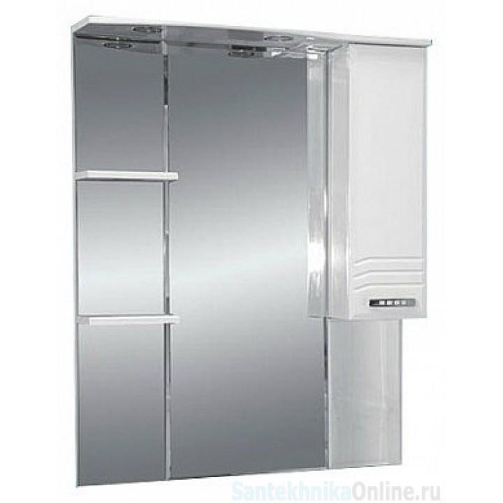 Зеркало-шкаф Misty Либро 80 R П-Либ02080-01СвП