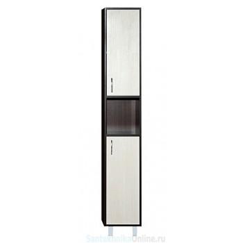 Шкаф-пенал Misty Браво - 30 Пенал правый комбинированный Э-Бра05030-19П