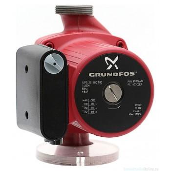 Насос циркуляционный Grundfos UPS 25-100 180 (95906480)