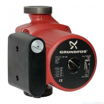 Насос циркуляционный Grundfos UPS 32-100 180 (95906500)