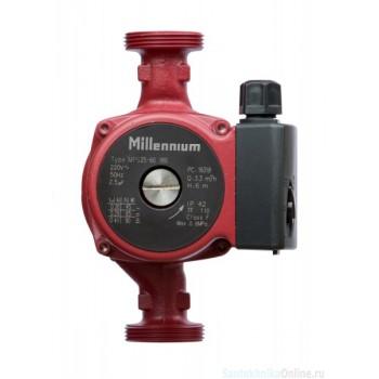 Циркуляционный насос Millennium MPS 25-80 (с гайками)