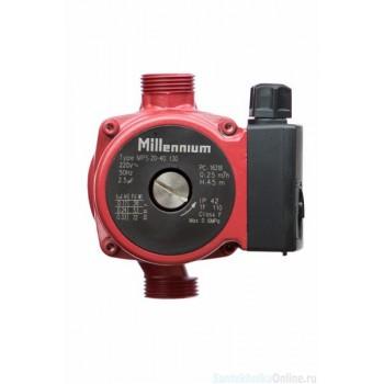 Циркуляционный насос Millennium MPS 20-40 (130 мм)
