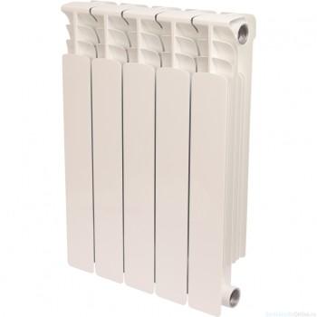STOUT Space 350 5 секций Радиатор биметаллический боковое подключение
