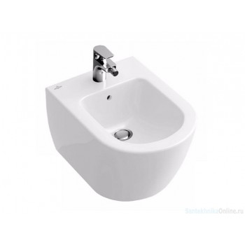 Биде подвесное Villeroy & Boch Verity Design 5403 00 01