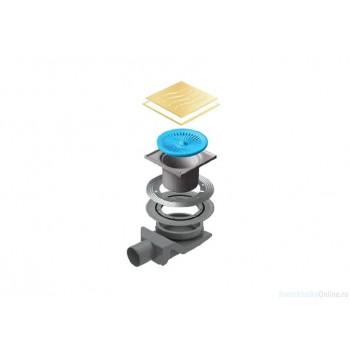 Сливной трап Pestan Confluo Standard Tide 4 Gold 13000143
