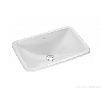 Раковина Villeroy & Boch Loop & Friends 60 6145 00 R2