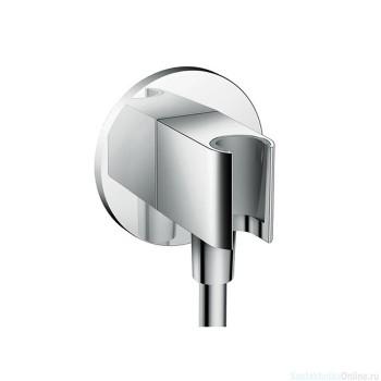 Шланговое подсоединение для душа Hansgrohe FixFit Porter S 26487000