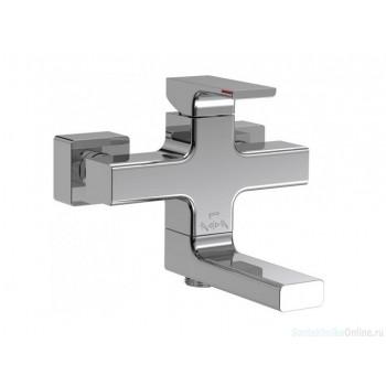 Смеситель для ванны с душем Jacob Delafon Strayt E45370-CP