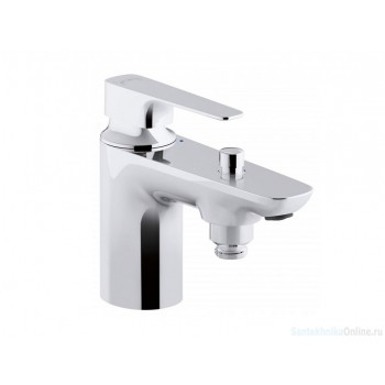 Смеситель на борт ванны Jacob Delafon Aleo+ E72321-CP