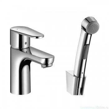 Смеситель с гигиеническим душем Hansgrohe Talis E2 31165000