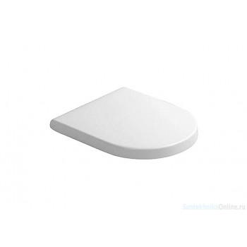 Крышка-сиденье для унитаза Duravit Starck 3 SoftClose 0063890000
