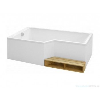 Акриловая ванна Jacob Delafon Bain Douche Neo 170x90 E6D002L-00
