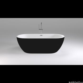 Акриловая ванна Black&White SB 105 Black