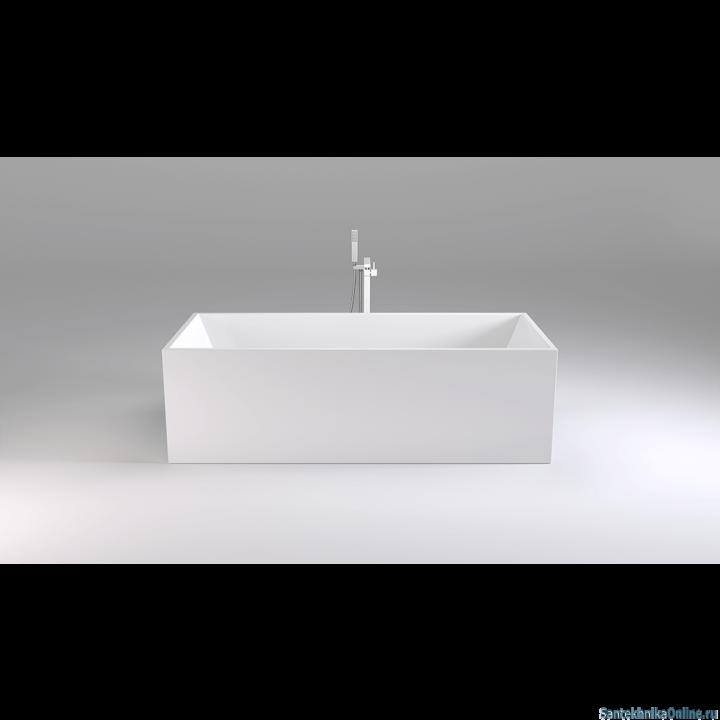 Акриловая ванна Black&White SB 107
