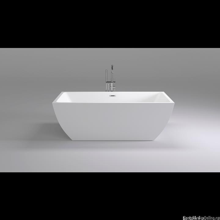 Акриловая ванна Black&White SB 108