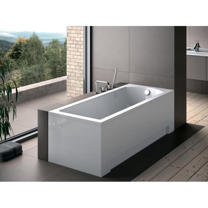 Акриловая ванна BESCO Shea 140x70