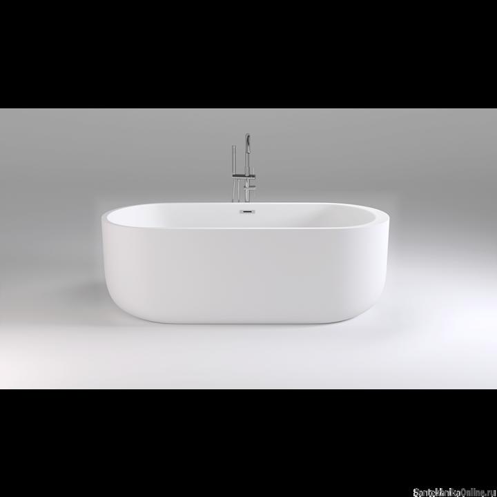 Акриловая ванна Black&White SB 109