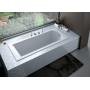 Акриловая ванна BESCO Shea Slim 140x70