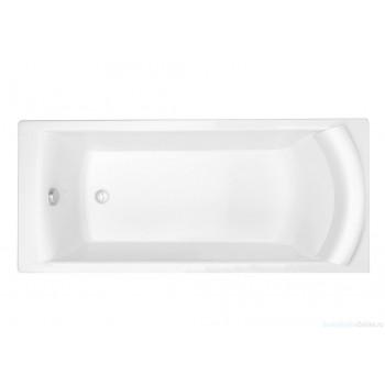 Чугунная ванна Jacob Delafon Biove 170х75 E2930-00 (без отверстий для ручек)