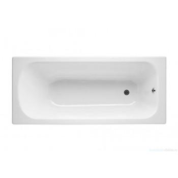 Чугунная ванна Jacob Delafon Catherine 170x75 E2953-F-00 (с отверстиями для ручек)