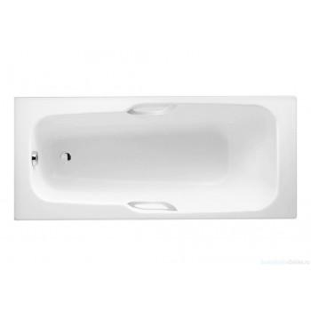 Чугунная ванна Jacob Delafon Prelude 170х70 E2924-00 (с отверстиями для ручек)