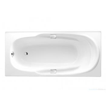 Чугунная ванна Jacob Delafon Adagio 170x80 E2910-00 (с отверстиями для ручек)