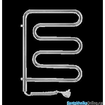 Электрический полотенцесушитель Terminus Ш-образный поворот 450х570 25