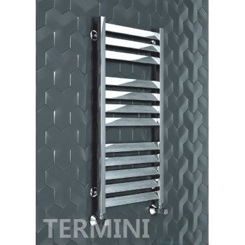 Полотенцесушитель водяной Benetto Термини 43*30/10*50 П12 5-4-3 под углом