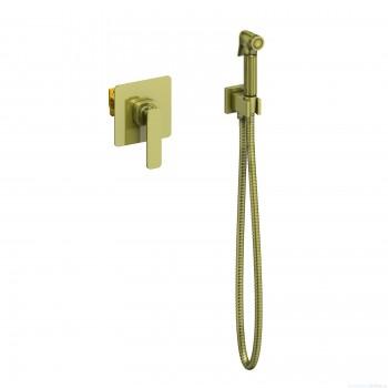 Смеситель гигиенический душ Timo Torne 4389/02SM antique