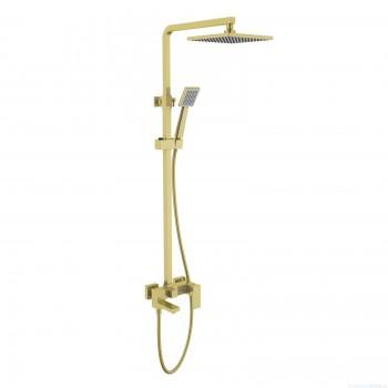 Душевая система Timo Selene (SX-2013/17) золото матовое