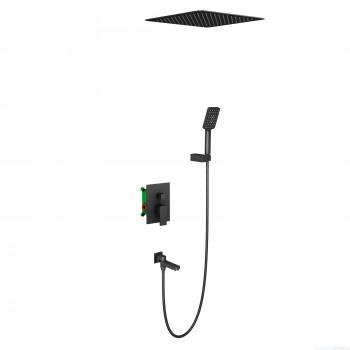 Душевая система встроенная Timo Briana SX-7119/03SM черный