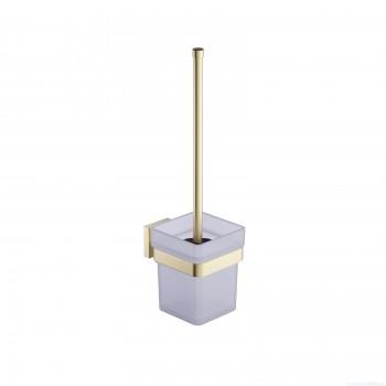 Щетка для туалета Timo Selene 17061/17 золото матовое
