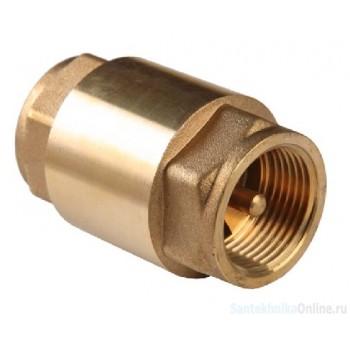 Обратный клапан с металлическим седлом Millennium 1 1/2