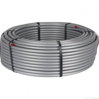 Труба стабильная STOUT 20x2,9 из сшитого полиэтилена с алюминиевым барьерным слоем PE-Xc/Al/PE-Xc